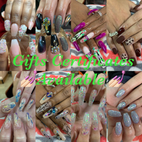 LuxNailsFolsom.com 610-537-7879 - Open Sunday - Parking In The Back